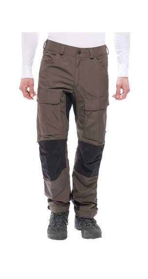 Lundhags Authentic - Pantalones de Trekking - marrón